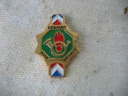 Pin's Des Douanes De NEUF-BRISACH - Police