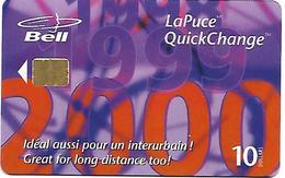 @+ Canada - Quebec - Bell - Year 2000 - Ref : B30191 - Canada