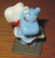Kinder Hippopotame Maryline - Monoblocs
