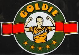 Publicité > Autocollant Pour GOLDIE - TBE - Stickers