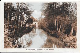 CHENEY - Le Moulin - Francia