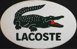 Publicité > Autocollant Pour LACOSTE - TBE - Stickers