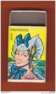 Boite D' Allumette ( Vide ) - Série '' Provinces '' - Anjou- Chesnot - SEITA (R5 - Unclassified