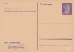 Deutsches Reich  Postkarte 1943 P312/03 - Germany
