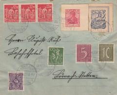 Deutsches Reich Brief 1923 - Germany