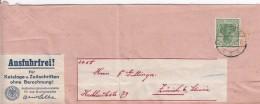 Deutsches Reich Streifband 1926 Nr. 143 - Germany