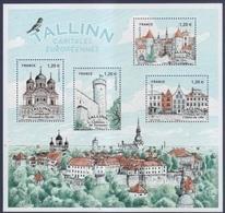 BF Tallinn - Capitales Européennes (2018) Neuf** - Unused Stamps