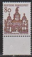 BRD 1964 MiNr.461  ** Postfr. Deutsche Bauwerke ( 7127 ) Günstige Versandkosten - Unused Stamps