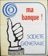Publicité > Autocollant Pour SOCIETE GENERALE - TBE - Stickers