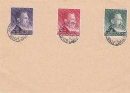 Deutsches Reich Postkarte 1943 - Allemagne