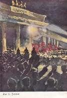 Deutsches Reich Propganda Postkarte 1942 - Allemagne