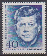 BRD 1964 MiNr.453  ** Postfr. 1.Todestag John F. Kennedy ( 7128 ) Günstige Versandkosten - Unused Stamps