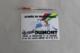 AMIENS   LE CHOIX PROFESSIONNEL DUMONT   1 Autocollant - Stickers