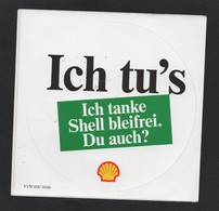 SHELL - AUTOCOLLANT N°1090 - Stickers