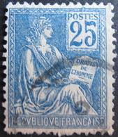 R1752/493 - 1900 - TYPE MOUCHON - N°118 CàD - 1900-02 Mouchon