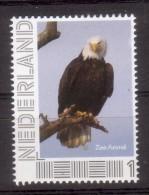 Nederland Personal Stamp Thema Bird, Vogel, Zeearend, Eagle - Periode 1980-... (Beatrix)