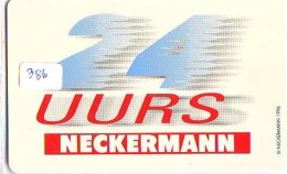 NEDERLAND CHIP TELEFOONKAART CRE 386 * NECKERMANN *  Telecarte A PUCE PAYS-BAS * ONGEBRUIKT MINT - Private