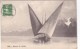 E022 BARQUE DU LEMAN - Svizzera