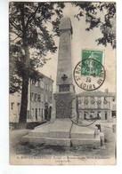 42 ST BONNET LE CHATEAU Monument Aux Morts De La Guerre 1914-1918 - France
