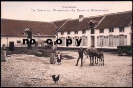 Grimbergen - Strombeek : De Hoeve Van Huybrechts // Prachtige Kleurenkaart - Grimbergen