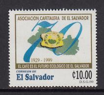 El Salvador MNH Michel Nr 2185 From 1999 / Catw 5.00 EUR - El Salvador