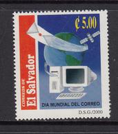 El Salvador MNH Michel Nr 2234 From 2000 / Catw 2.20 EUR - El Salvador