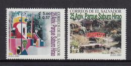 El Salvador MNH Michel Nr 2254/55 From 2001 / Catw 22.00 EUR - El Salvador