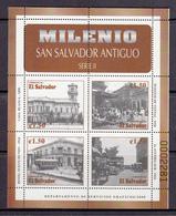 El Salvador MNH Michel Nr Block 53 From 2000 / Catw 3.20 EUR - El Salvador