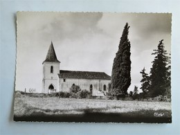 C.P.A. 64 ESCURES : L'Eglise - Autres Communes