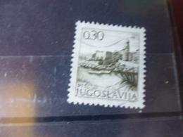 YOUGOSLAVIE   YVERT N° 1353 A - 1945-1992 République Fédérative Populaire De Yougoslavie