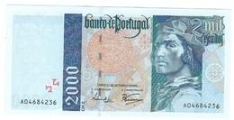 Portugal - 2000 Escudos (2000$00) 21 Set 1995 - UNC - Portugal