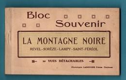 31 Carnet 20 Cartes De Revel Soreze Lampy Et Saint Fereol ( Les 5 Premiers Scannées ) Voir 6 Scans - Sonstige Gemeinden