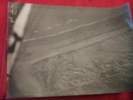 PHOTO AERIENNE / GUERRE 14  /REGION GRANDE DUNE EMBOUCHURE YSER - Guerre, Militaire
