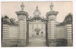 CPA. Cholet. Hôtel Particulier Rue Nationale.L'entrée.   (485) - Cholet