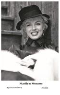 MARILYN MONROE - Film Star Pin Up PHOTO POSTCARD - 201-611 Swiftsure Postcard - Postcards