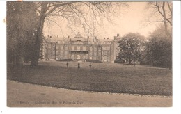 Le Roeulx (Hainaut)-1909-Château De Mgr Le Prince De Croÿ-La Façade-edit. J.Bouchat-Simon - Le Roeulx