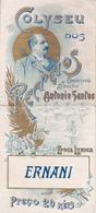 Portugal -Programas Antigos De Temporadas Liricas -1936 -1937 - Books, Magazines, Comics