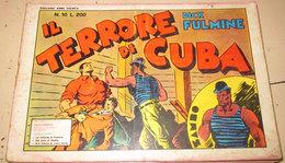 DICK FULMINE N. 10 IL TERRORE DI CUBA - Classic (1930-50)