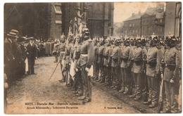MILITARIA. METZ (57) ARMEE ALLEMANDE . INFANTERIE BAVAROISE.1912. - Régiments