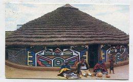 SOUTH AFRICA - AK 327275 Ndebele Village Near Pretoria - Sudáfrica