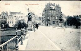 Gent :  3 Kaarten : Pont Du Pain Perdu, Ruines De L'Abbaye, Château De Gérard Le Diable - Gent