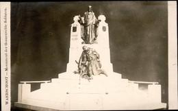Waerschoot : FOTOKAART Monument Der Gesneuvelde Soldaten - Waarschoot