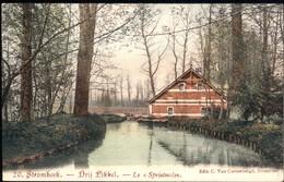 Grimbergen - Strombeek : DRIJ PIKKEL : Le Sprietmolen - Grimbergen