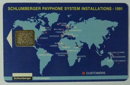 LEBANON - Schlumberger Demo For Pace '91 - Airport Trial - RRR - Liban