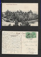 S.Africa,Kingswood College, Grahamstown, Used  1914 GRAHAMSTOWN > England - South Africa