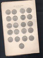 Le Lude (72 Sarthe) (numismatique) Les Jetons Des Comtes Du Lude  1901 (CAT 1087) - Libri & Software