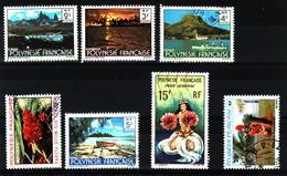 POLY  Lot Obli  C22 - Polynésie Française