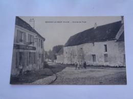 MOUSSY-LE- NEUF : Entrée Du Pays - France