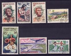 POLY Lot Obli  C44 - Polynésie Française