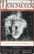 Japan  Phonecard Albert Einstein - Astronomy
